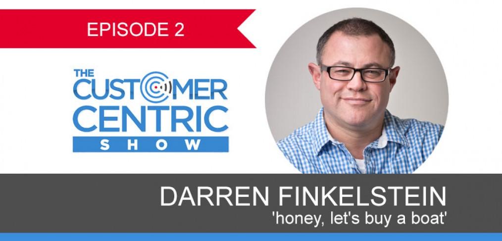 2. Exceptional service with Darren Finkelstein