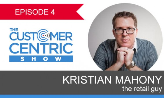 4. Strong customer and staff engagement with Kristian Mahony