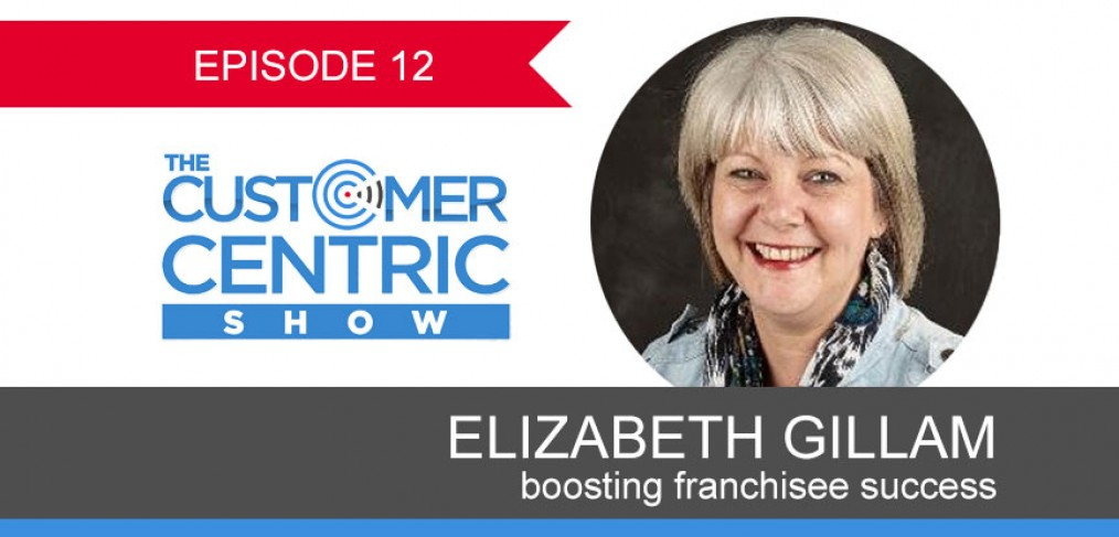 12. Creating successful franchises with Elizabeth Gillam