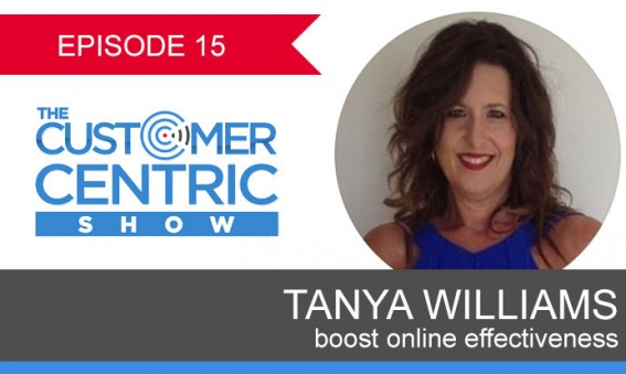 15. Boosting Your Online Effectiveness with Tanya Williams