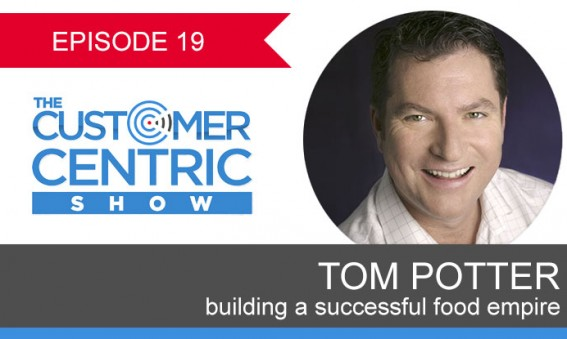 19. Tom Potter On How To Build A Successful Food Empire