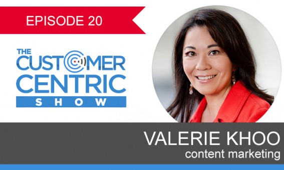 20. Content Marketing With Valerie Khoo