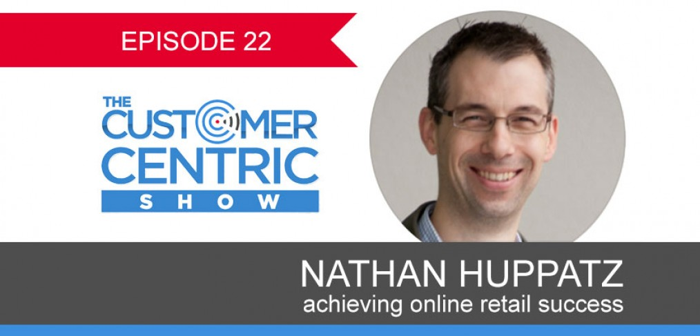 22. Nathan Huppatz Talking How To Achieve Online Retail Success