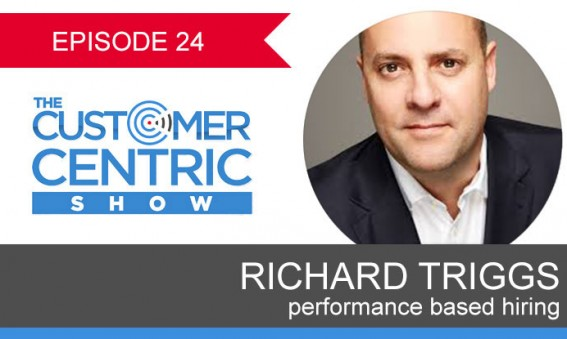 24. Performance Based Hiring with Richard Triggs