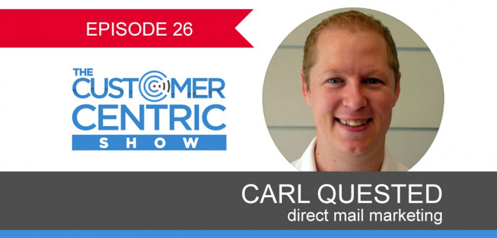 26. The Direct Mail Marketing Effect With Carl Quested