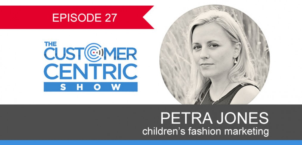 27. Establishing A Children's Fashion Brand with Petra Jones