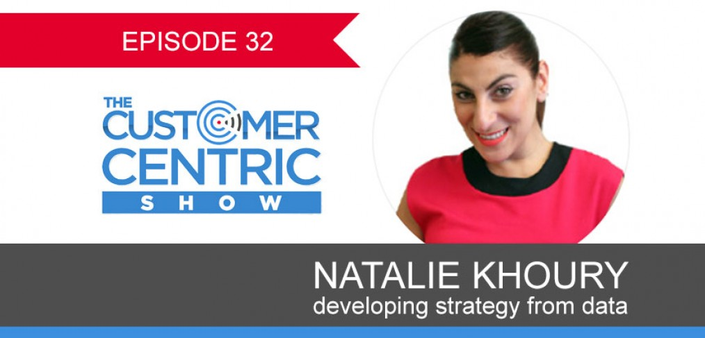 32. Are Your Customers Promoters, Passives or Detractors? With Natalie Khoury