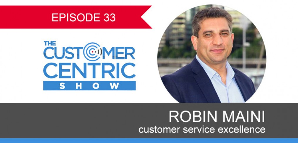 33. Creating Sustainable Change in Business with Robin Maini