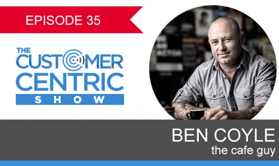 35. Freedom In A Cafe Business With Ben Coyle