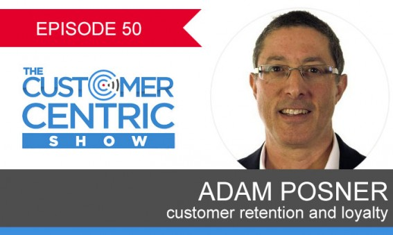 50. Customer Retention And Loyalty With Adam Posner