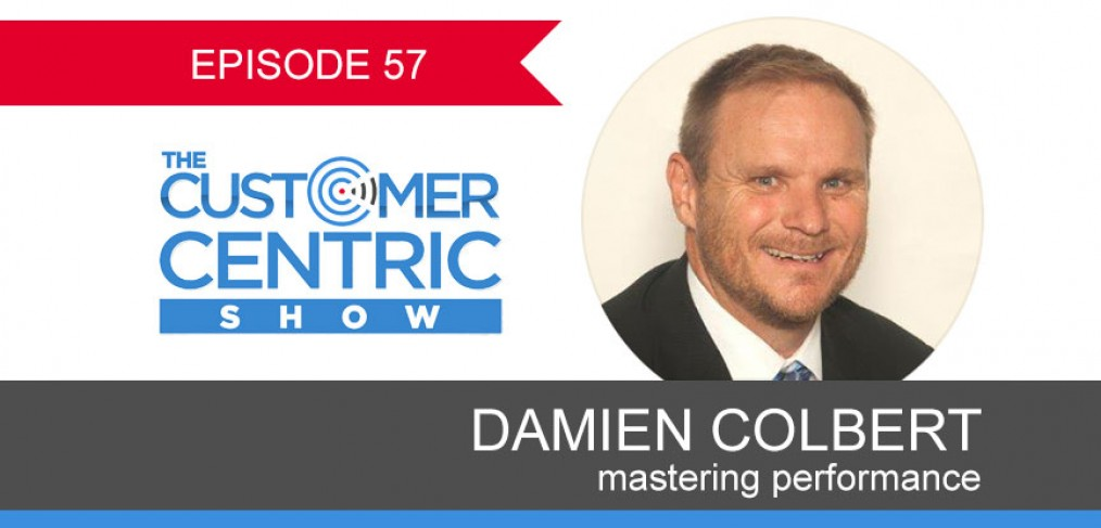 57. Mastering Performance With Damien Colbert