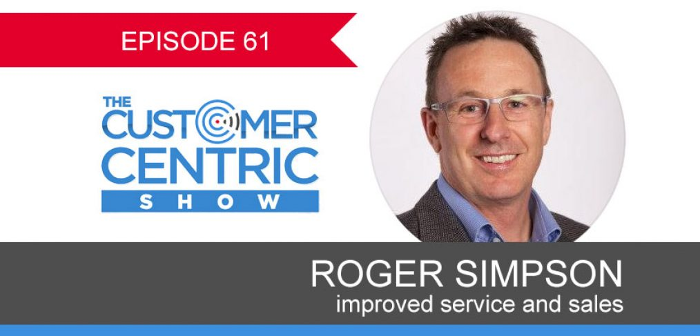 61. Improved Service And Sales With Roger Simpson